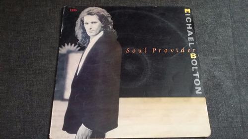 michael bolton soul provider lp vinilo soul balada