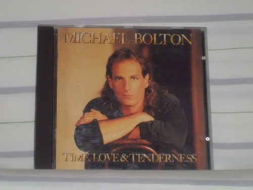 michael bolton - time, love & tenderness - made in u. s. a.