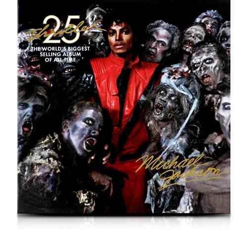 michael jackson cddvd thriller 25th anniversary edition