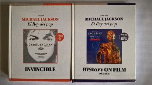 michael jackson coleccion completa 7cd+3dvd