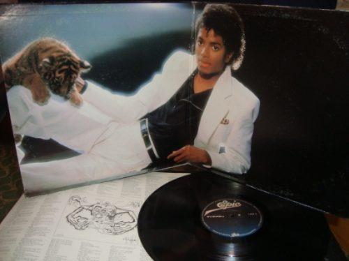 Michael Jackson Dangerous Tour Mexico Dvd Lp Thriller 80