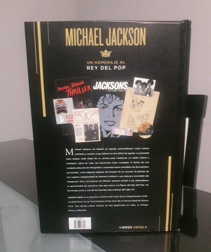 michael jackson libro los tesoros