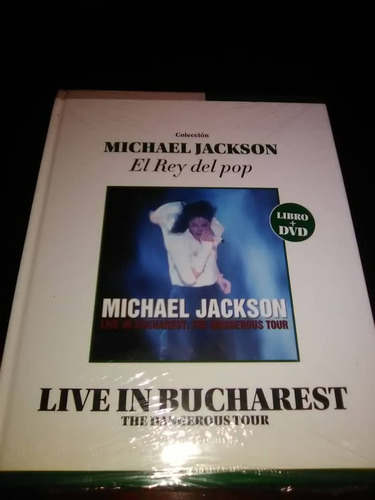 michael jackson live in bucharest - colección