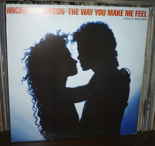 michael jackson lp the way you make me feel