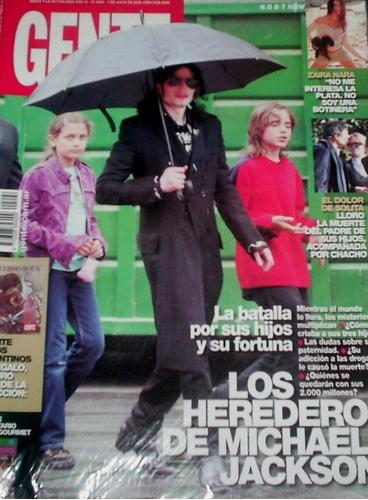 michael jackson revista gente - imperdible!!!