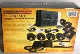 michael jackson ultimate collection box set 36 dvd 39 s libro 5 en mercado libre. Black Bedroom Furniture Sets. Home Design Ideas