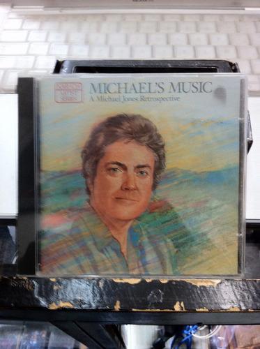 michael jones michael 's music cd nuevo importado new age