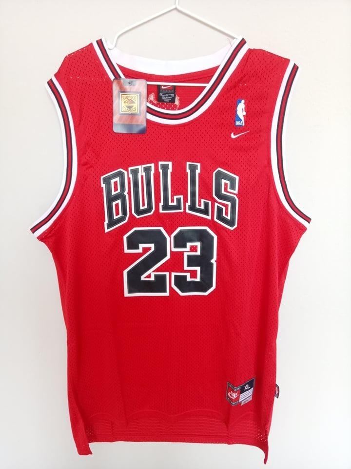 brand new 00548 d744c Michael Jordan 23 Chicago Bulls Jersey Nba Nike