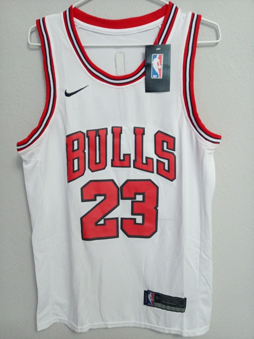 brand new 144db 6771f Michael Jordan 23 Chicago Bulls Jersey Nba Nike