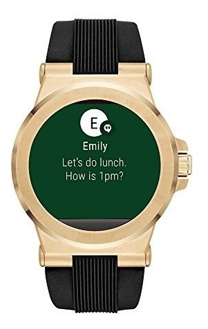 michael kors access, smartwatch para hombres , dylan oro - t