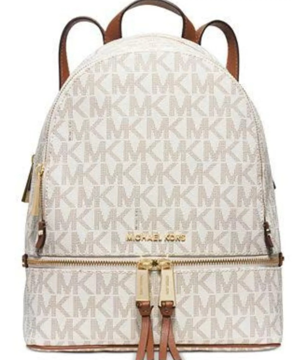 321d236d3b82 france michael kors backpack rhae nuevo y original. cargando zoom. e02d2  f9d9c