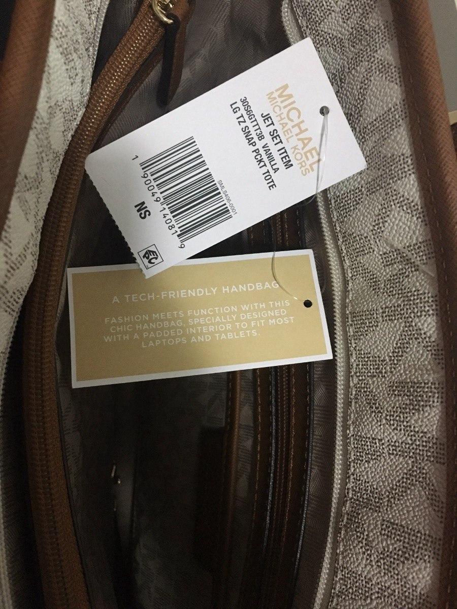 Bolsa Michael Kors Lançamento Pocket Tote - Original - R  990,00 em ... 918c2d4b2e