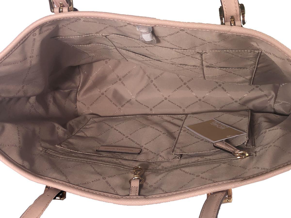 3bc7647b2 Bolsa Michael Kors Jet Set Travel Carryall Tote Original - R$ 1.000 ...