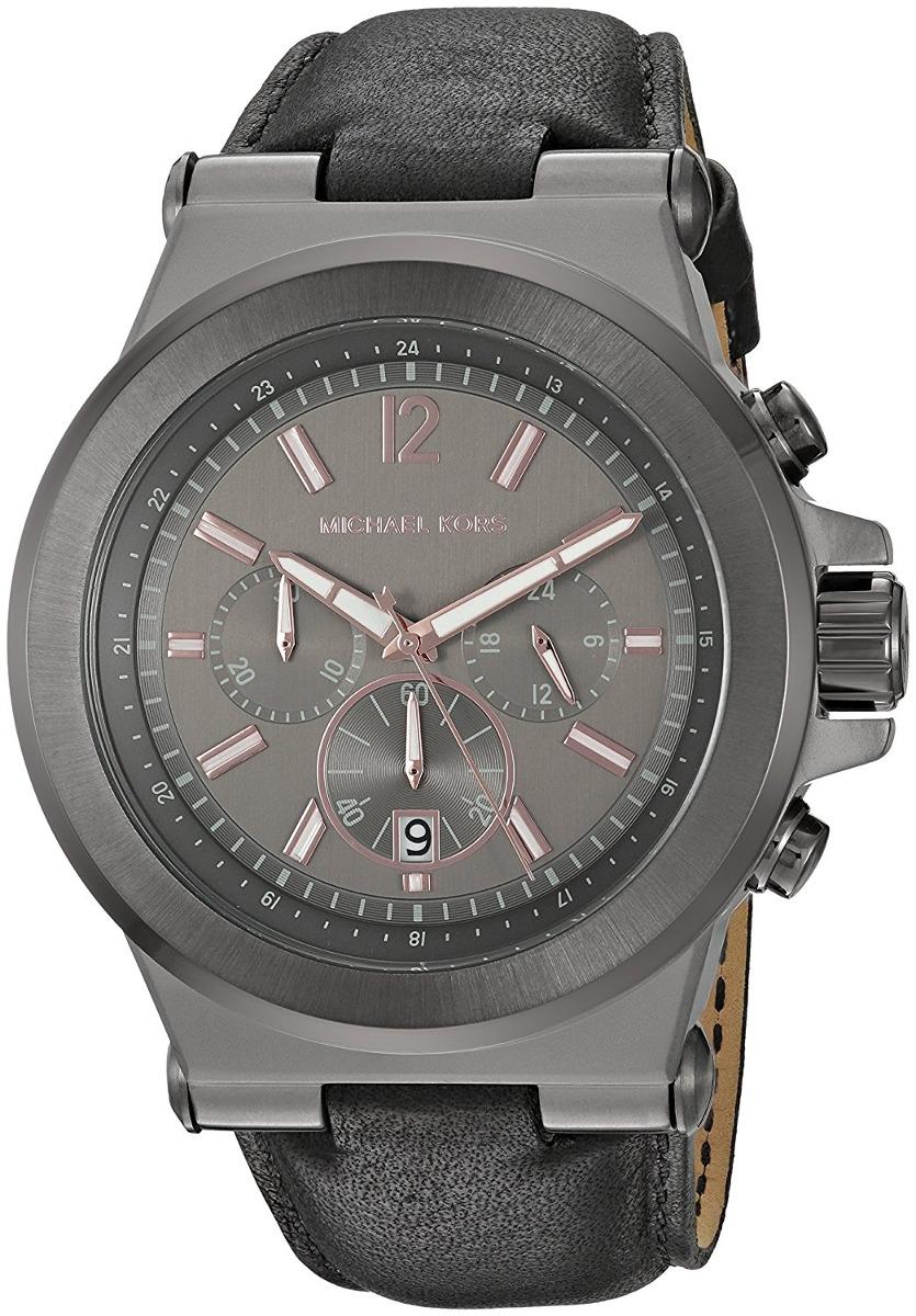 Michael Kors Hombre Dylan Gunmetal Reloj Mk8511