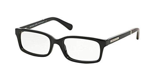 michael kors medellin mk8006 monturas para gafas 3009-52 - n