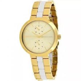 f0aae0f6f Relógio Michael Kors Dourado Modelo Mk5851 (lançamento) - Relógios ...