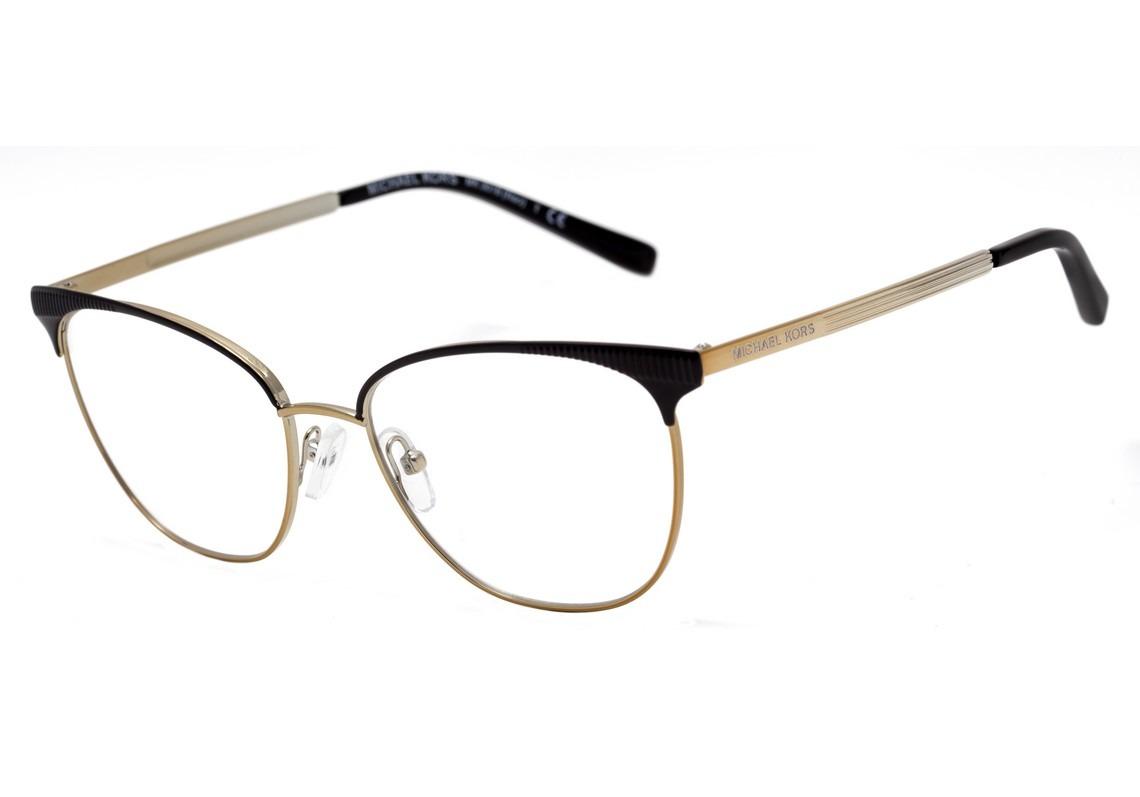 ef1ad49a28177 Michael Kors Nao Mk 3018 - Óculos De Grau Michael Kors Nao - R  279 ...