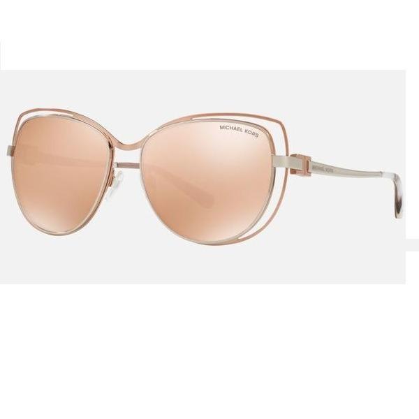 Óculos De Sol Michael Kors Mk1013 1121r1 58 - R  567,98 em Mercado Livre e91d92f678