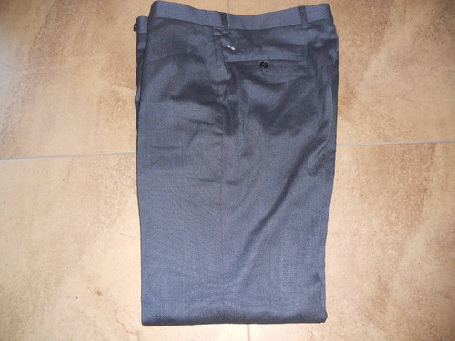michael kors pantalón de vestir en talla 34x32 nuevo azul
