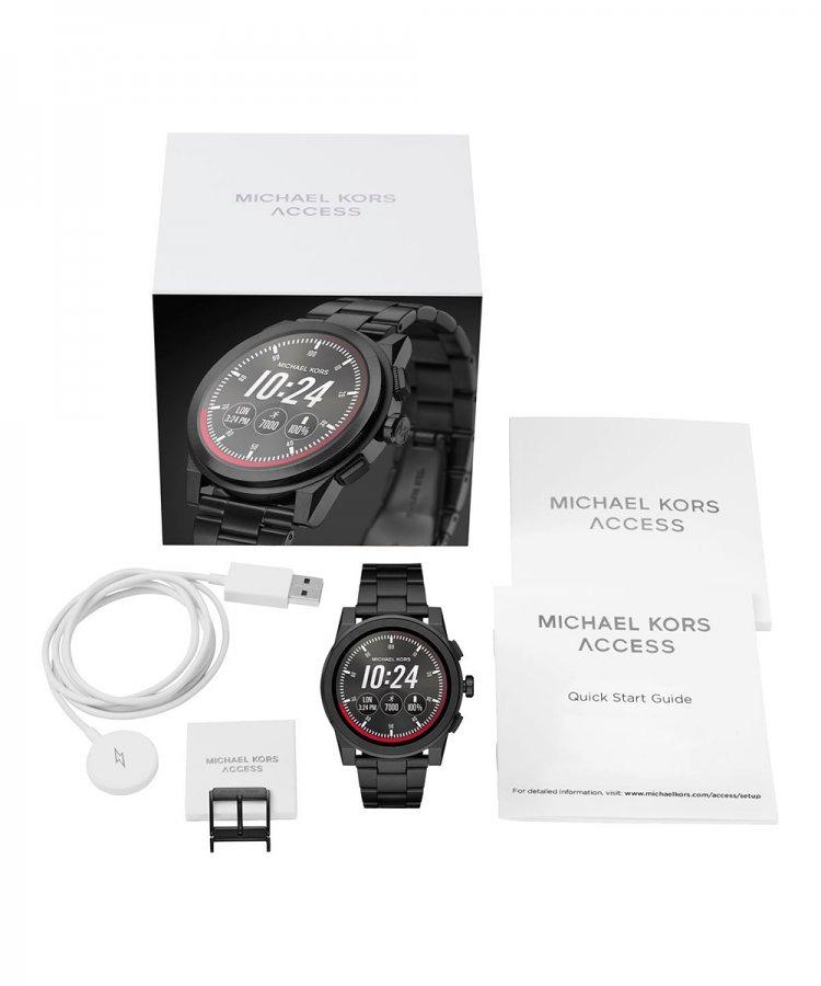 michael kors access grayson relógio homem smartwatch mkt5029. Carregando  zoom... michael kors relógio. Carregando zoom. bbf3c8111f