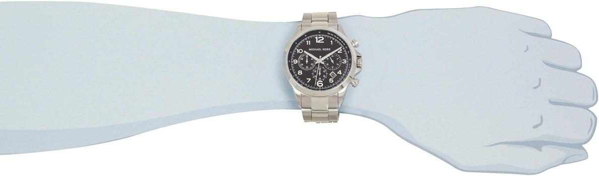 35f2d6df191 Carregando zoom... 3 relógio barato michael kors mk8113 original 45mm eua