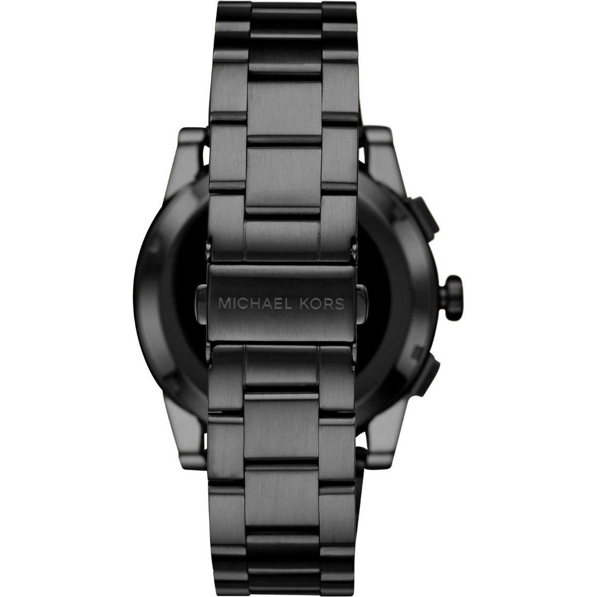 Carregando zoom... relógio michael kors access grayson smartwatch mkt5029  novo a3994de4f8