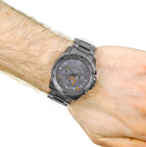 Relógio Michael Kors Mk8465 Original + 3 Anos De Garantia - R  475 ... 89b724ec02