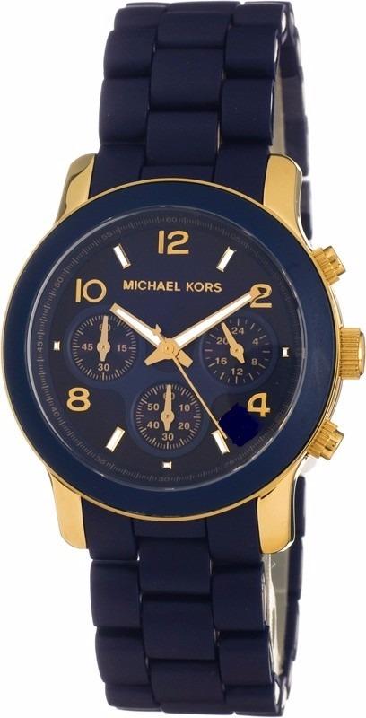 27ad10adf1e92 Relógio Feminino Michael Kors Com Pulseira Emborrachada - R  49