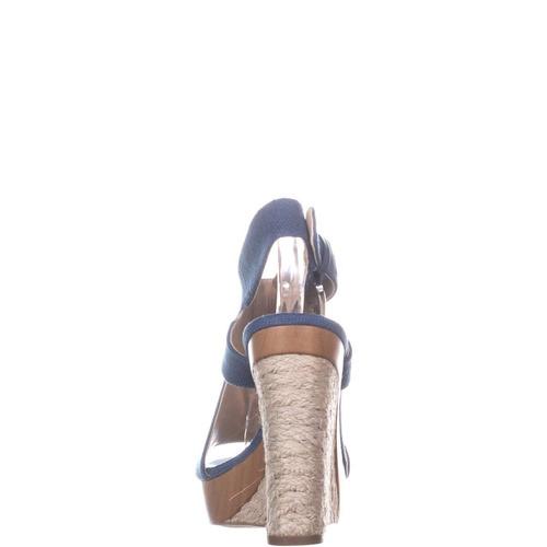 michael michael kors josephine plataforma cuña sandalias