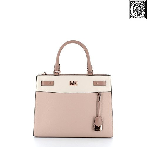 65a716dd18694f Michael Michael Kors Reagan Large Leather Satchel Bag , Sof ...
