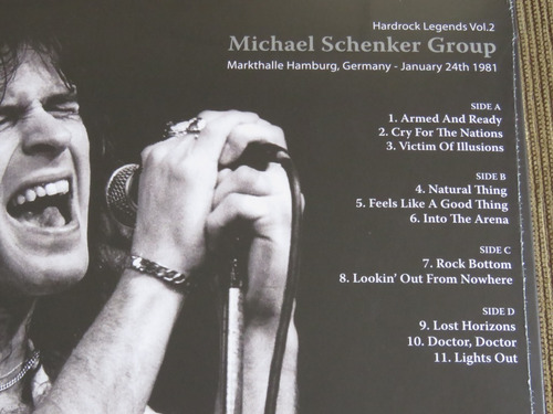 michael schenker group rockpalast hardrock live lp scorpions