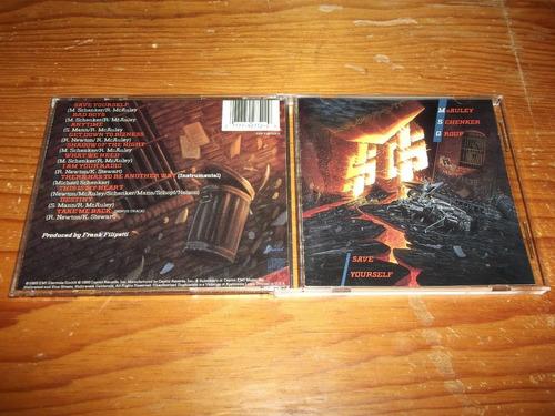 michael schenker group - save yourself cd imp ed 1989 mdisk