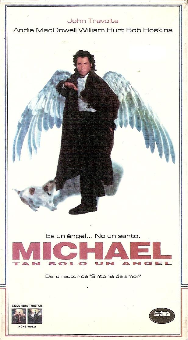 Michael (1996) John Travolta as Michael | Michael | Pinterest ...
