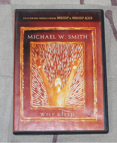 michael w smith - worship (dvd)