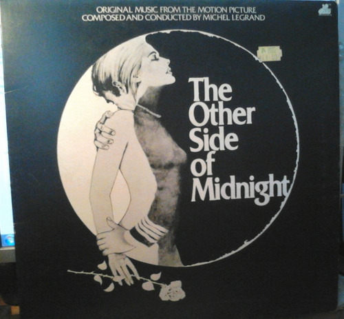 michel legrand lp  the other side of midnigth importado lp