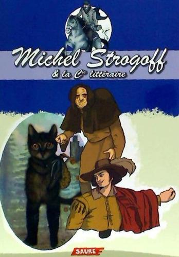 michel strogoff & la cie litt¿raire(libro idiomas)