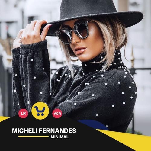micheli fernandes - minimal presets lightroom + acr