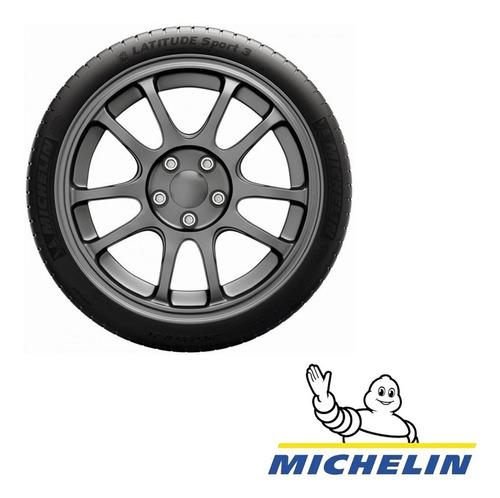 michelin latitude sport 3 seguridad en piso mojado 245/60r18
