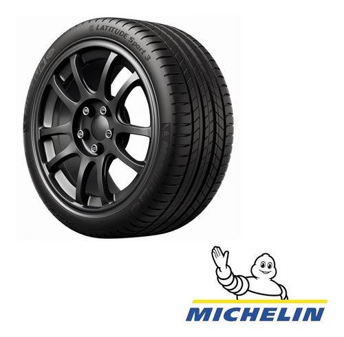 michelin latitude sport 3 seguridad en piso mojado 265/40r21