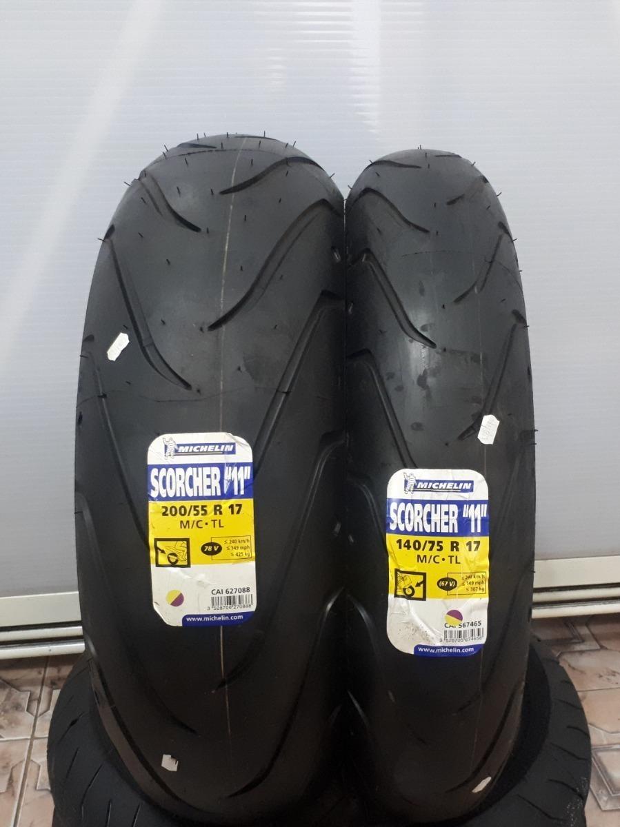 New 240 40 R18 Michelin Scorcher 11 Harley Davidson Rear Tire 79v