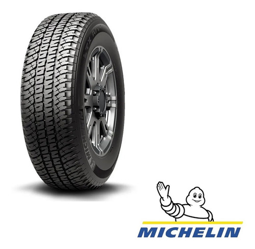 michelin x lt a/s segurida en todas las estaciones 265/65r17