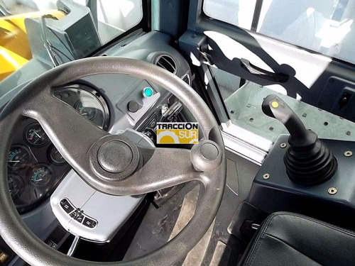 michigan m80 balde 2 mt3, 130hp, aire ac. joystick