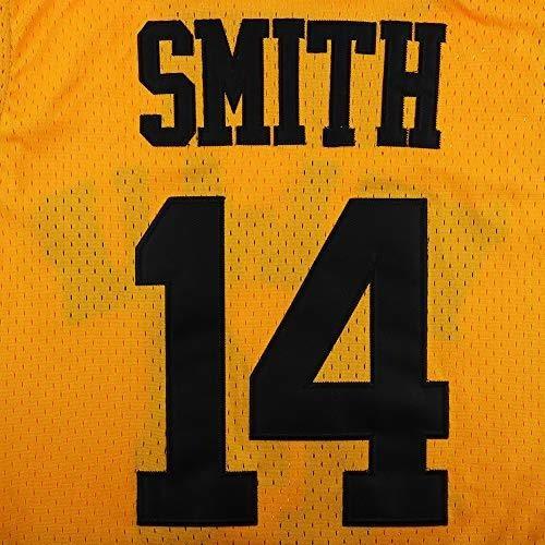 buy popular 071c9 8b7ef Micjersey Will Smith Jersey 14 Camiseta De Baloncesto The Fr