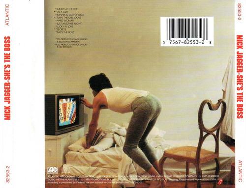 mick jagger - she's the boss cd imp ed 1993 mdisk