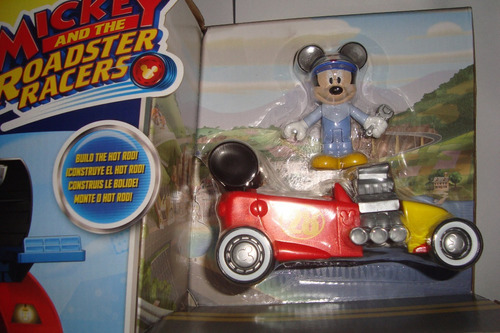 mickey and roadster racers garage