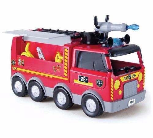 mickey aventura sobre ruedas disney camion bombero autobomb