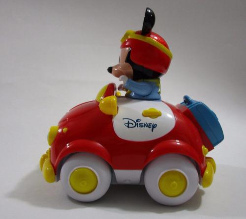 mickey carro control remoto rc no funciona nuevo