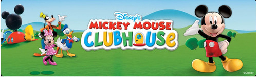 mickey club house first band ch juguetería marruecos rosario