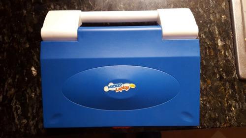 mickey laptop de juguete  en perfecto estado