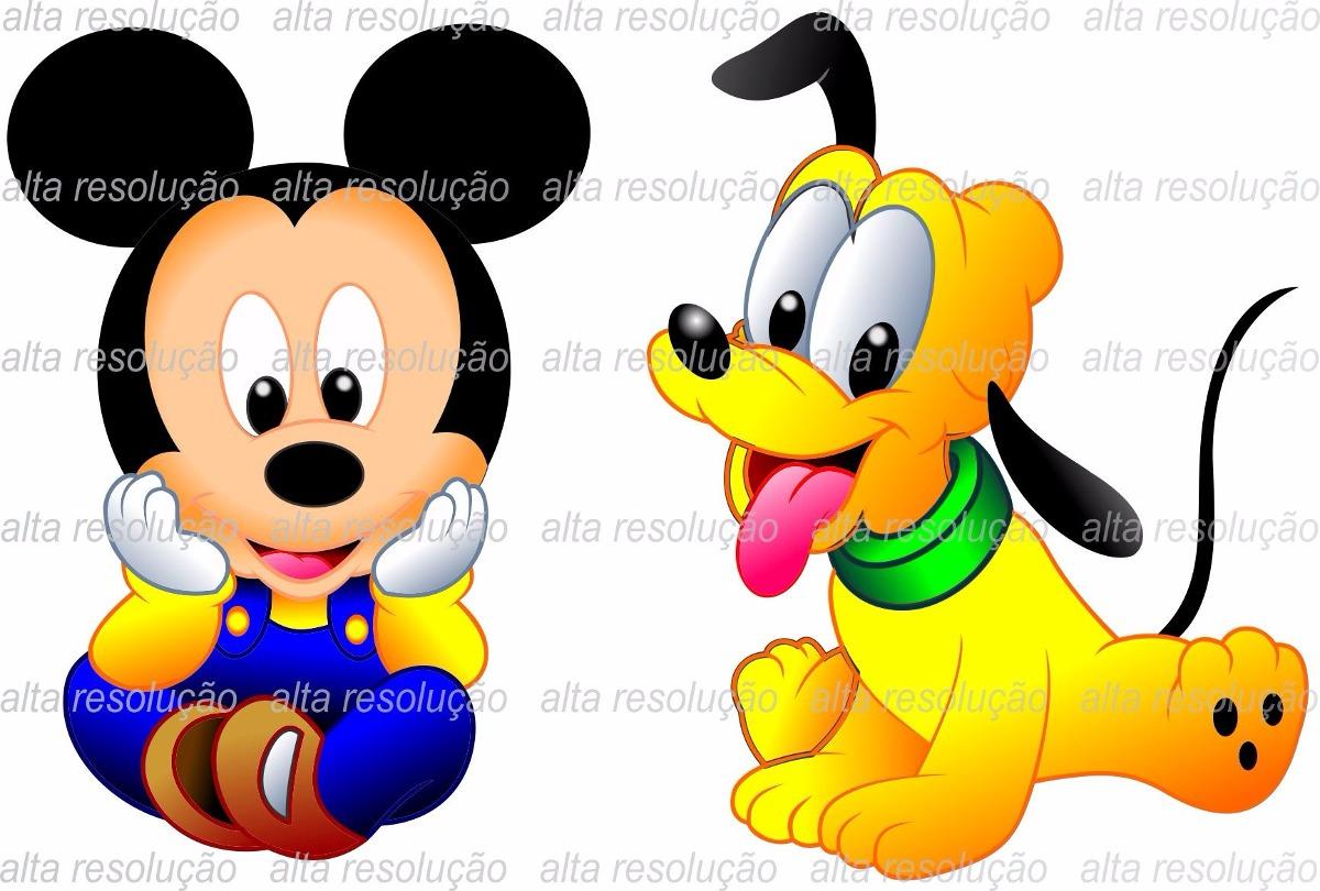 Mickey Minnie Baby Donald Margarida Vetores E Imagens Png R 28